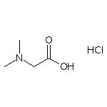 N-二甲基甘氨酸盐酸盐